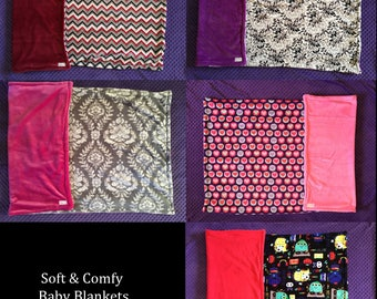 Soft & Comfy Baby Blankets