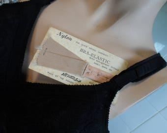 Bra Elastic VG Suspenders