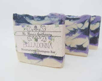 Belledonna Moisturizing Shampoo Bar