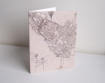 Greeting Cards - Somerville and Related Points of Interest