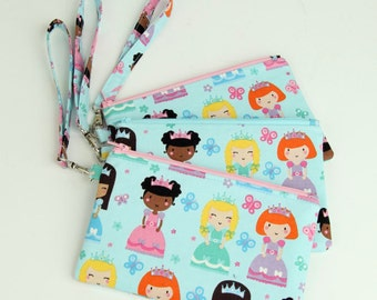 princess wristlets, 3 available - price is per wristlet