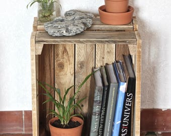 the crate wooden pallet recycled