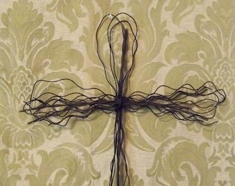 Wire cross