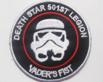 STAR WARS STORMTROOPER Patch Badge