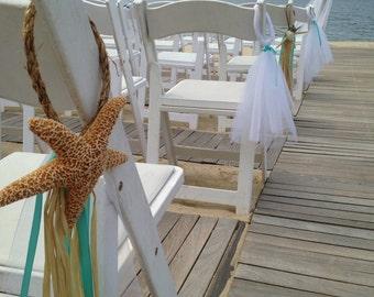 Starfish Aisle Markers (6)