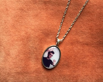 Morrissey, The Smiths Cameo Necklace