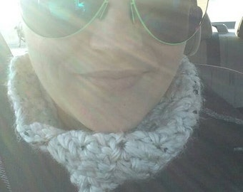 Crochet Simple Scarf