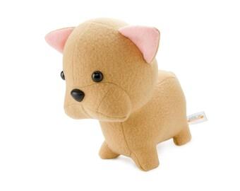 Plush Toy - Jacque the French Bulldog