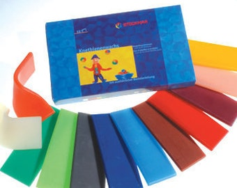 Stockmar Modelling Beeswax - Individual Sheets
