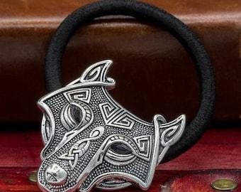 Fenrir Wolf Viking Hairband