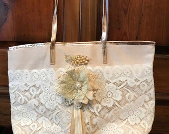 Shabby Junk Bag