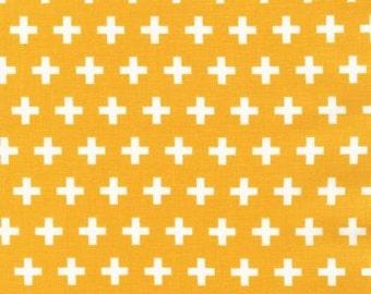 Remix Summer Yellow Plus by Ann Kelle for Robert Kaufman