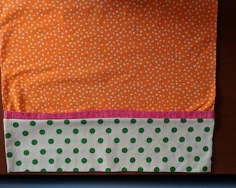Polka Dot Pillow Case