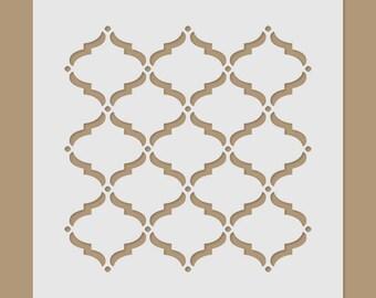 Marrakesh Tile Stencil