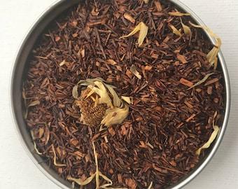 Vanilla Rooibos Tea All Natural High Grade Loose Leaf Tea  Vanilla Flavored Rooibos Tea