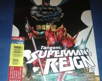 Tangent: Superman's Reign