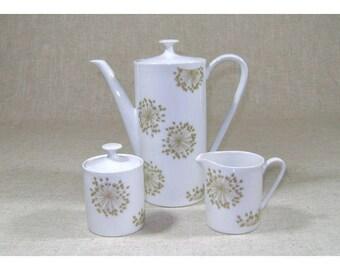 Arzberg Porcelain Coffee Set