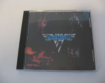 Van Halen - Self Titled - Compact Disc