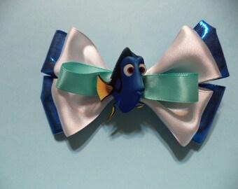 Finding Nemo / Dory /  Hair Bow