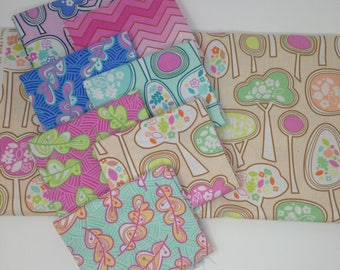 Forest Hill by Erin McMorris Fabric Bundle #3