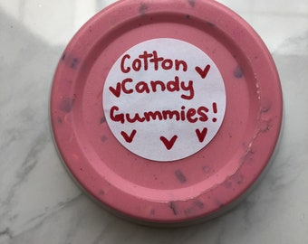 Cotton Candy Gummies