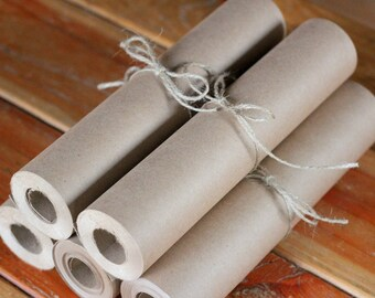 Replacement Scroll Kraft Paper Roll for Dream State Exclusive Message Board Business Office Welcome Message