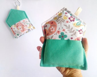 Kitchen pot holders, green pot holders, kitchen set, pot holders and oven gloves, cloth pot holders, pot holders, modern kitchen decoration