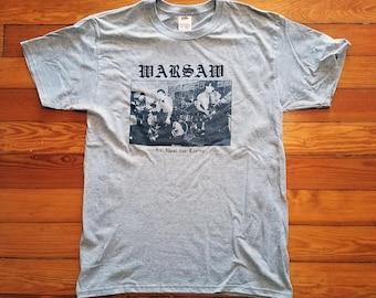 Joy Division Warsaw Silkscreened Shirt (Multiple Colors)