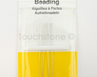 Beadsmith Beading Needles Size 13 Package of 4 #130-119013