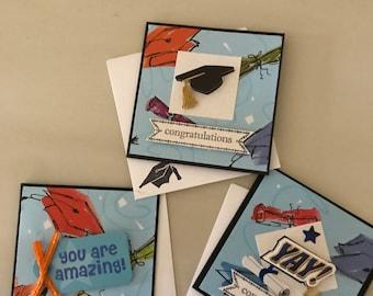 Graduation Gift Enclosure Cards