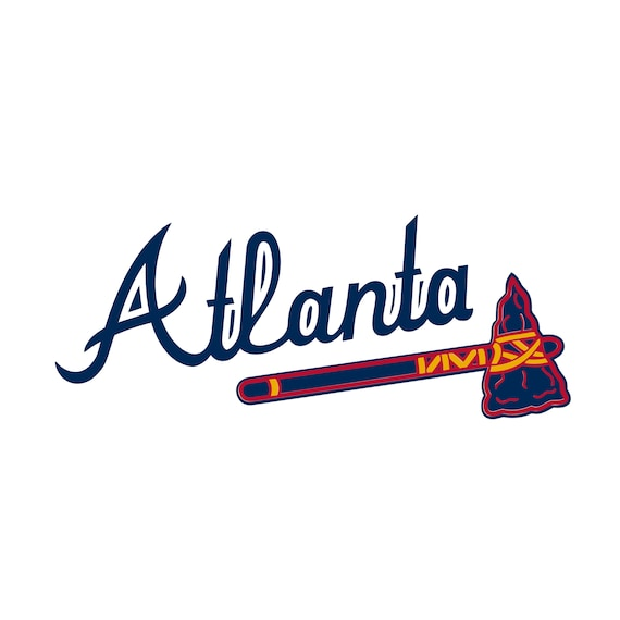 atlanta braves cut files svg files baseball clipart cricut rh etsystudio com atlanta braves script logo font