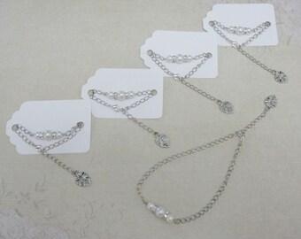 Pearl Jewelry, Bridesmaid Pearl Bracelet, Bridesmaid Gift, Wedding Jewelry