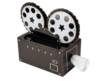 Movie night centerpiece / movie theme / movie /