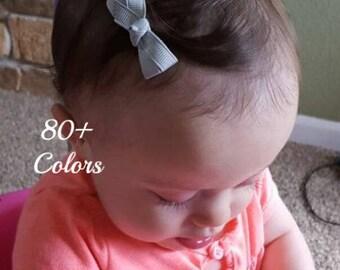 Baby Girl Hair Bows, Infant Hair Clips, Hair Bows, Baby Bows, Baby Hair Bows, Hairbows, Clip Bows, Hair Clip Baby, Hair Clip, Toddler Bows