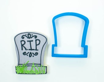 Tombstone Cookie Cutter