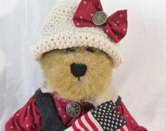 Boyd's Bailey Patriotic Bear