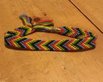Voltron Friendship Bracelet