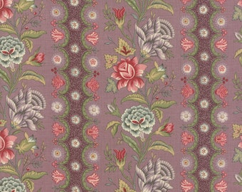 Jardin de Versailles Lavender 13811 13 by French General for Moda Fabrics - Quilt, Quilting, Crafts