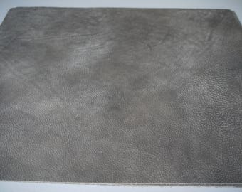 """Leather 3 Pieces Stone and Slate 18"""" x 24"""" first Quality STONE & SLATE"""