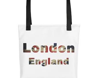 London Tote Bag Tote Bag London Union Jack London Bag