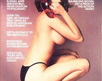 Genesis Magazine February 1980 Excellent condition Mature Marilyn Chambers