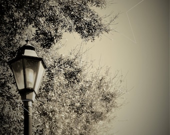 Light Post - Downloadable Print