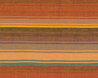 Exotic Stripe in Dusk - Kaffe Fassett Collective for Westminster Fabrics - By the Yard