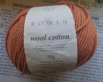 Craft,  Rowan Wool Cotton Yarn