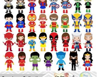 superhero clipart etsy rh etsy com clipart superhero mask clipart superhero bubbles