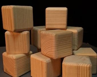 Wood Blocks Etsy