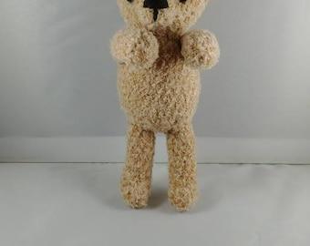 Timmy the Fuzzy Teddy Bear