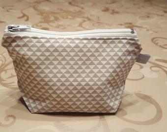 Romantic fabric wallet
