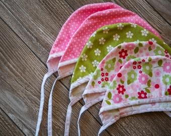 Spring Flower Bonnet