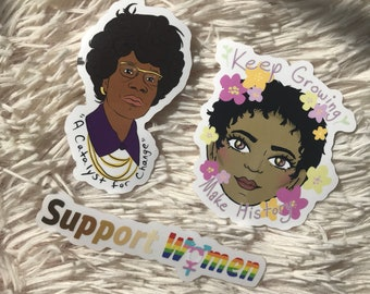 Women's History Month Sticket Pack